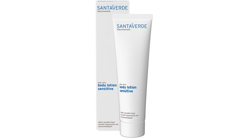 Santaverdebody lotion sensitive