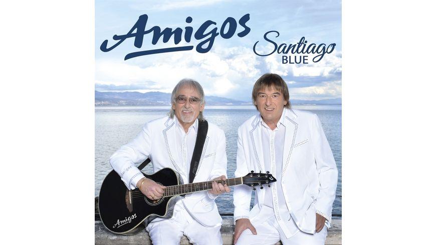 Santiago Blue