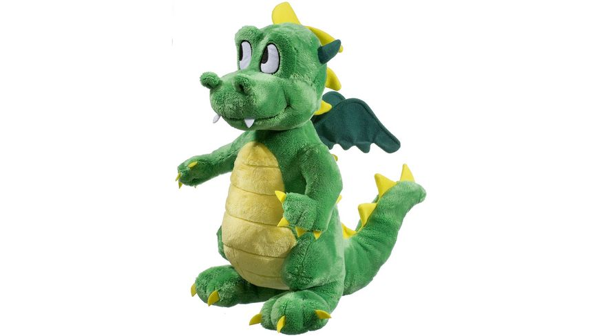 Heunec Friends4ever Drache stehend gruen 20cm