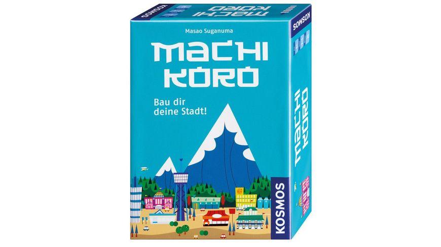 KOSMOS Machi Koro