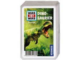 KOSMOS Was ist Was Trumpfspiel Dinosaurier