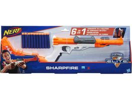 Hasbro Nerf N Strike Elite SharpFire