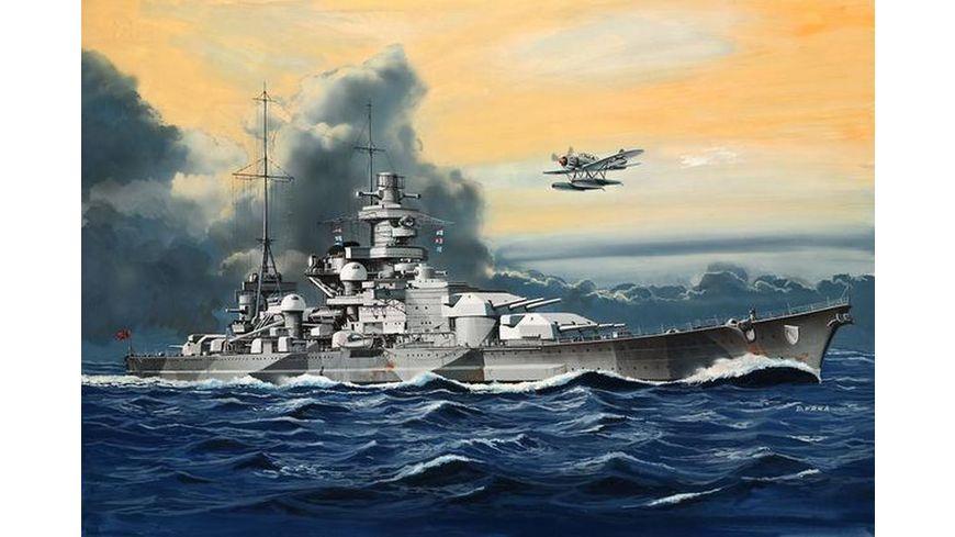 Revell 05136 Battleship Scharnhorst
