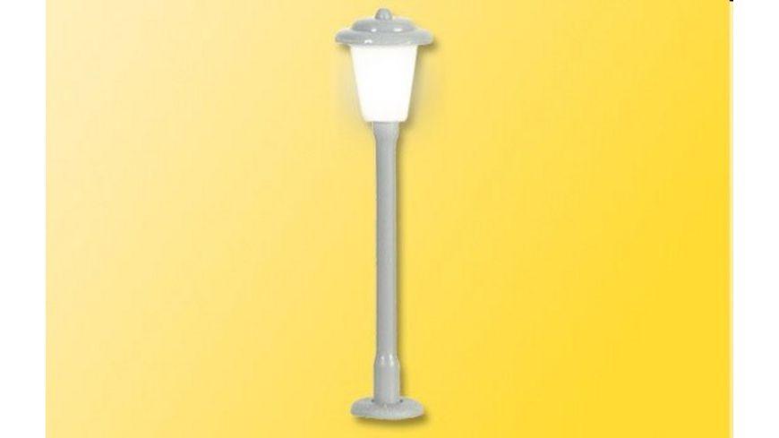 Viessmann 6621 N Bausatz Strassenleuchte LED weiss