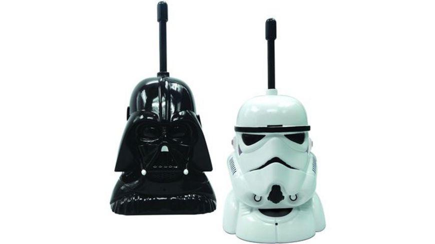 IMC Star Wars Walkie Talkie Faces
