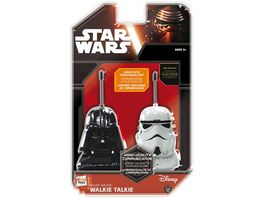IMC Star Wars Walkie Talkie Faces