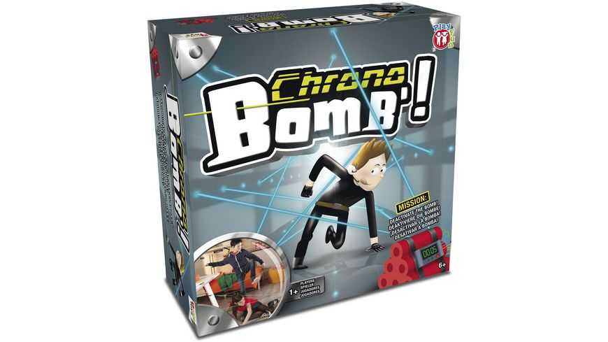 IMC Toys - Play Fun Chrono Bomb