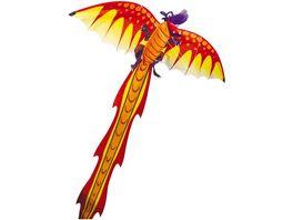 Guenther Flugmodelle Dragon 3D Einleinerdrachen