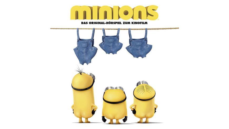 Minions Das Original Hoerspiel Zum Kinofilm