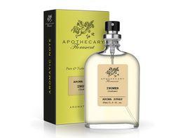FLORASCENT Aromaspray Ingwer