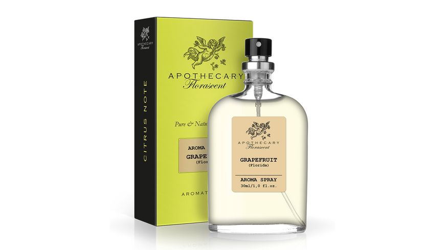FLORASCENT Aromaspray Grapefruit