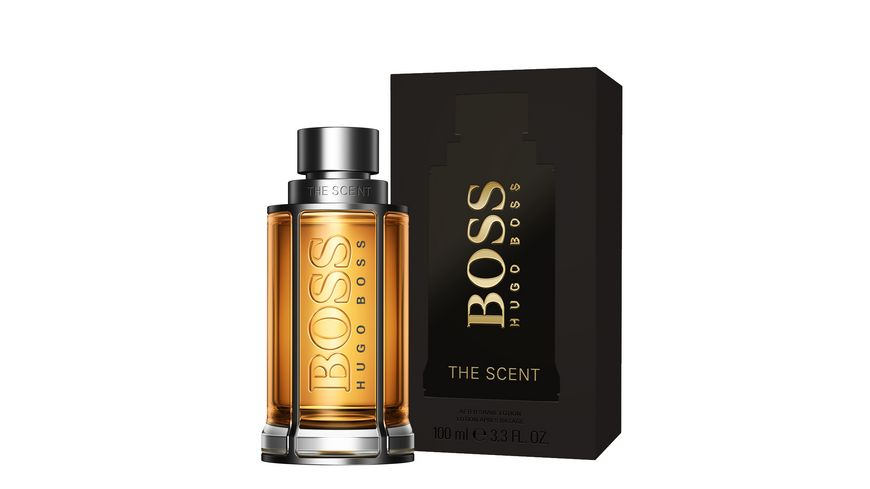 BOSS The Scent After Shave Lotion