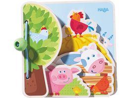 HABA Babybuch Bauernhoffreunde
