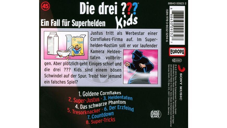 045 Ein Fall fuer Superhelden