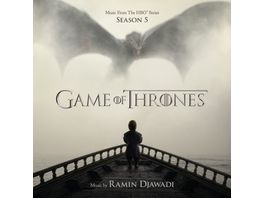 Game of Thrones Music from the HBO Series Vol 5