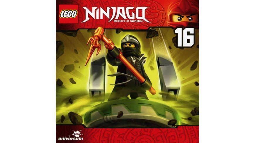 LEGO Ninjago CD16