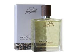 Farfalla Men Uomo Natural Eau Fraiche