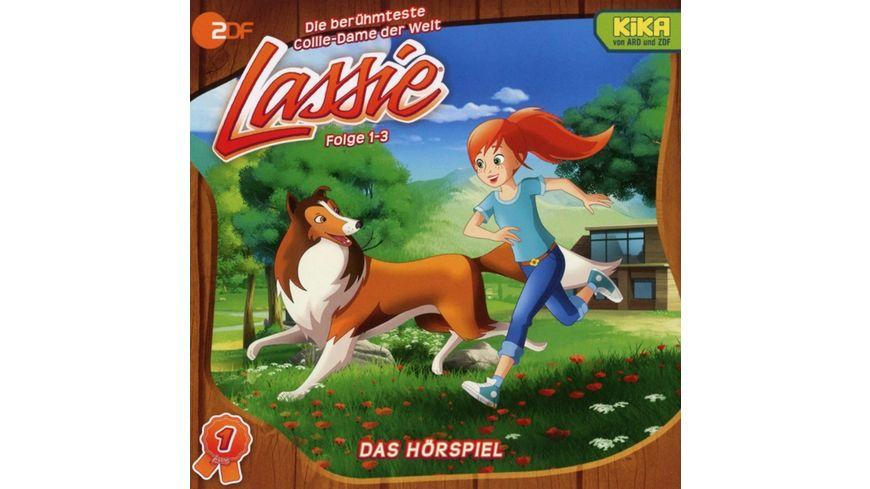 Lassie Das Hoerspiel Zur Neuen Serie Teil 1