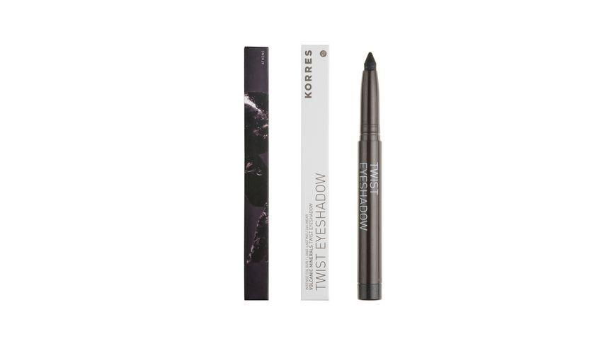 KORRES Volcanic Minerals Twist Eyeshadow Stick