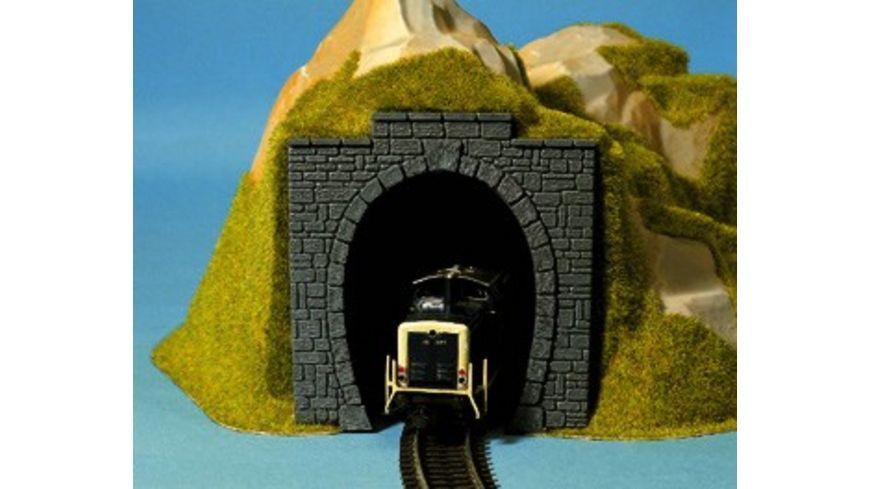 NOCH 34400 N Tunnel Portal 1 gleisig