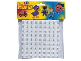 Hama Beutel mit 2 Stiftplatten grosser Kreis grosses Quadrat