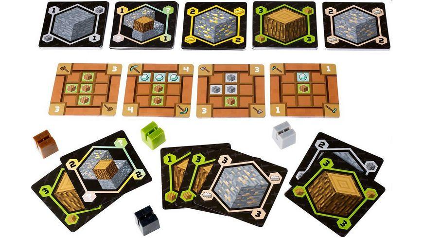 Mattel Games Minecraft Kartenspiel