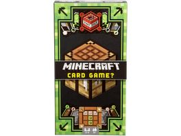 Mattel Games Minecraft Kartenspiel Display