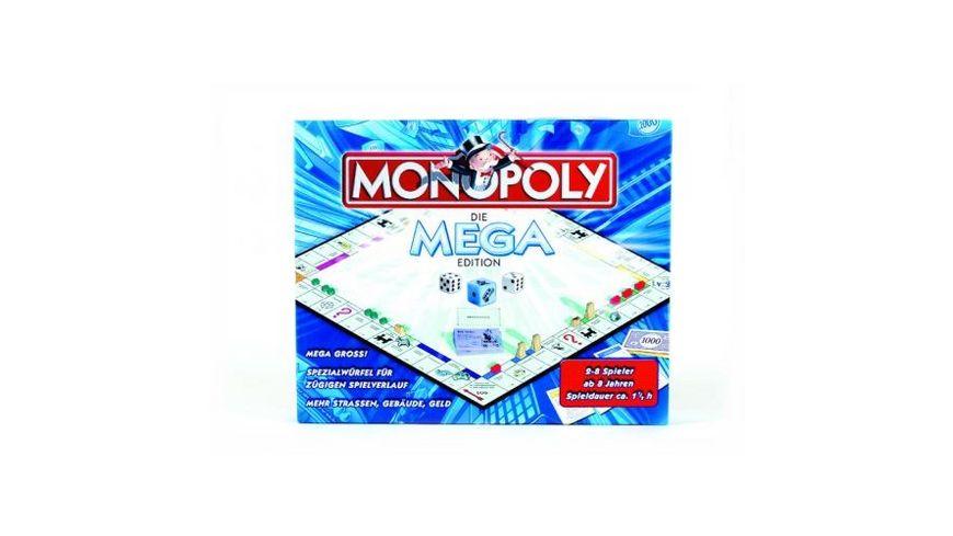 Winning Moves Monopoly Sonder Edition Mega Monopoly