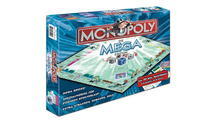Winning Moves - Monopoly Sonder Edition Mega Monopoly