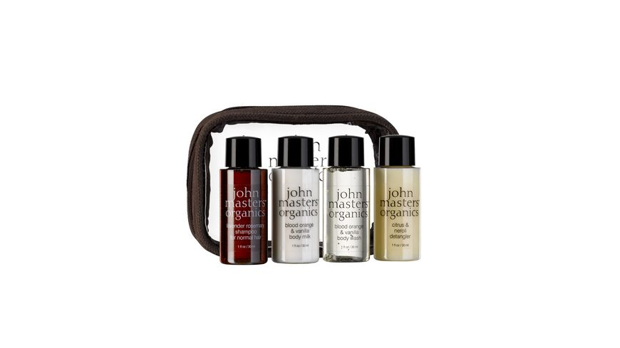 john masters organics essential travel kit