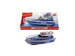 Dickie S O S Police Boat