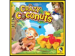 Pegasus Crazy Coconuts