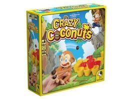 Pegasus Familienspiele Crazy Coconuts