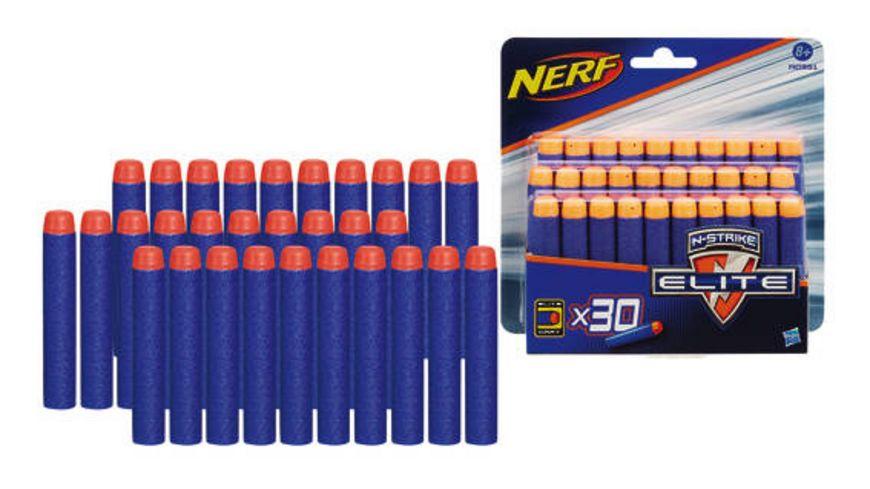 Hasbro Nerf N Strike Elite 30er Dart Nachfuellpack