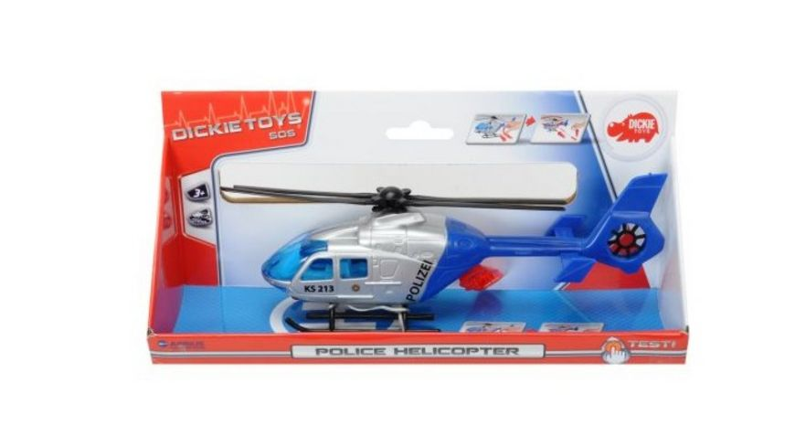 Dickie S O S Police Helicopter