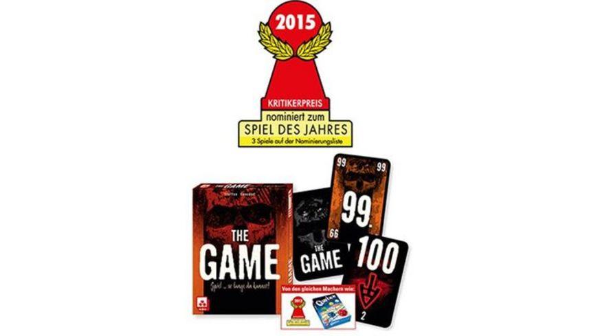 Nuernberger Spielkarten The Game