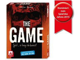 Nuernberger Spielkarten The Game