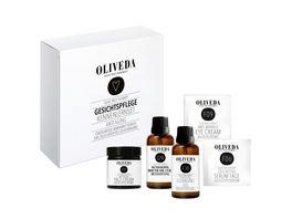 OLIVEDA Gesichtspflege Kennenlernset Anti Aging