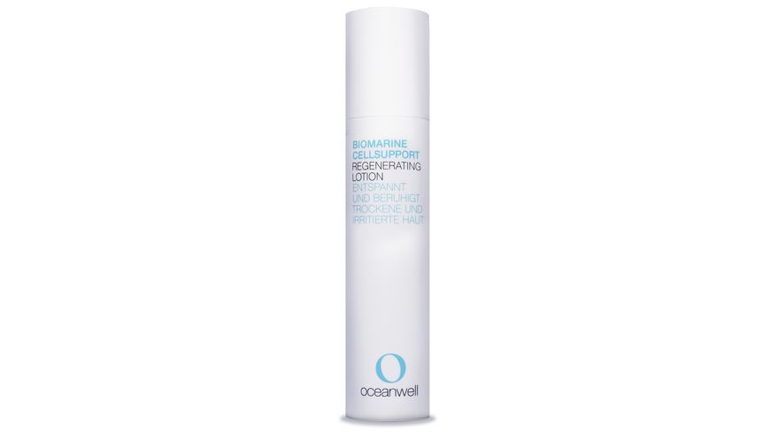 Oceanwell Biomarine Cellsupport Regenerating Lotion