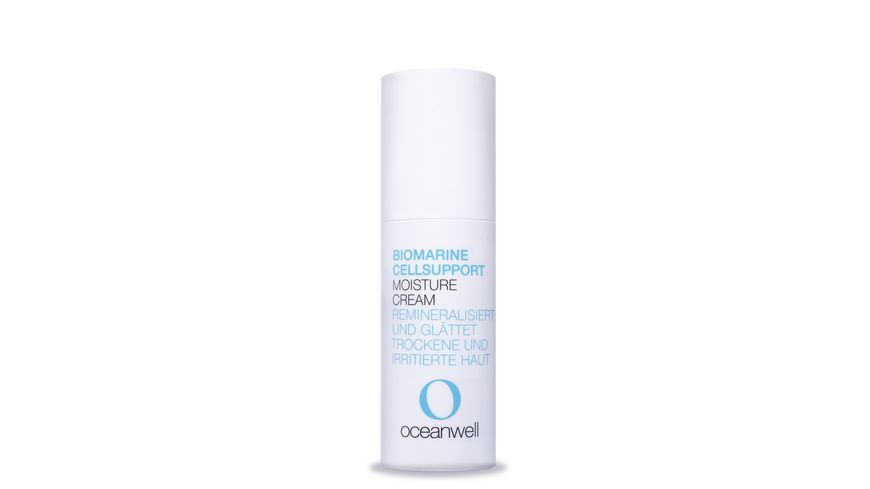 Oceanwell Biomarine Cellsupport Moisture Cream