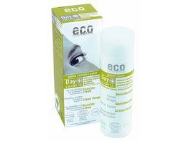 ECO Gesichtscreme getoent LSF 15