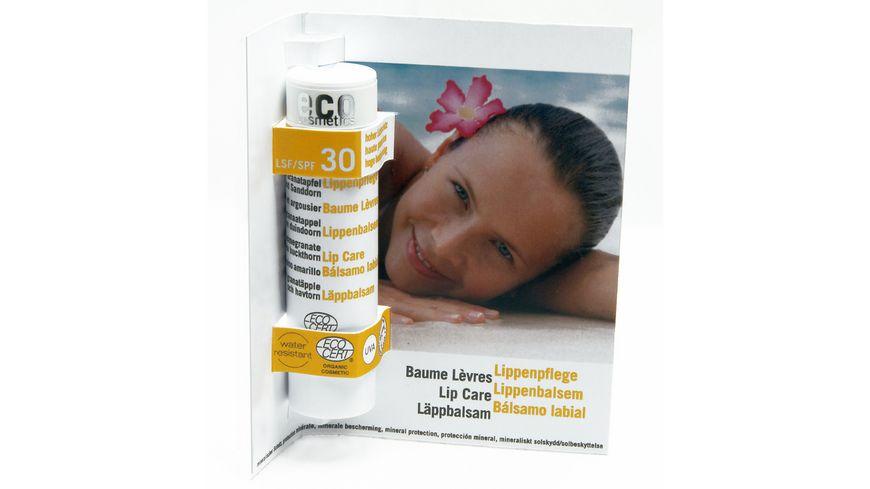 ECO Lippenpflegestift LSF 30