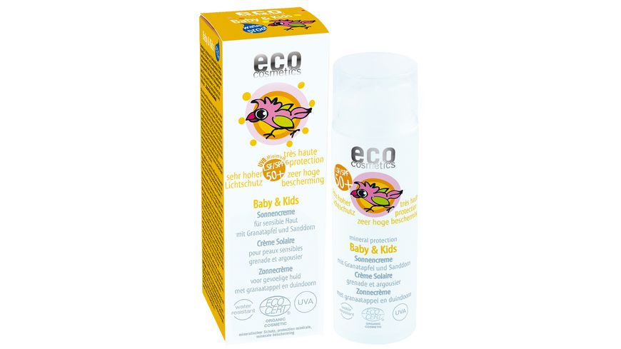 ECO Baby Kids Sonnencreme LSF 50