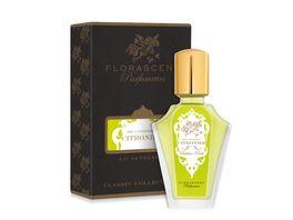 FLORASCENT Parfum Poche Citronnier