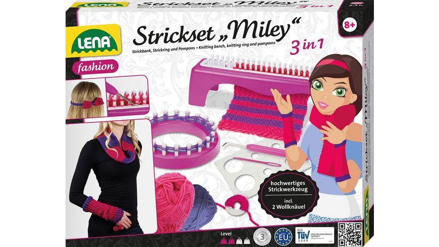 Lena 42004 Strickset Miley 3 in 1