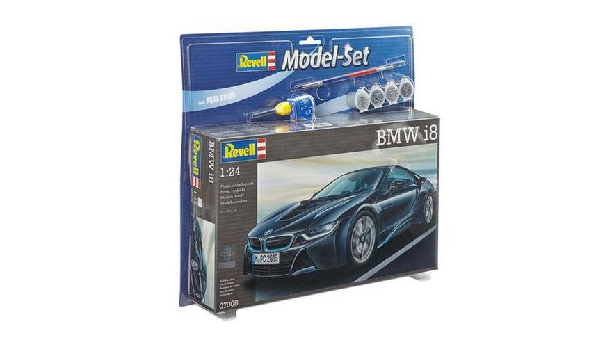 Revell 67008 Model Set BMW i8
