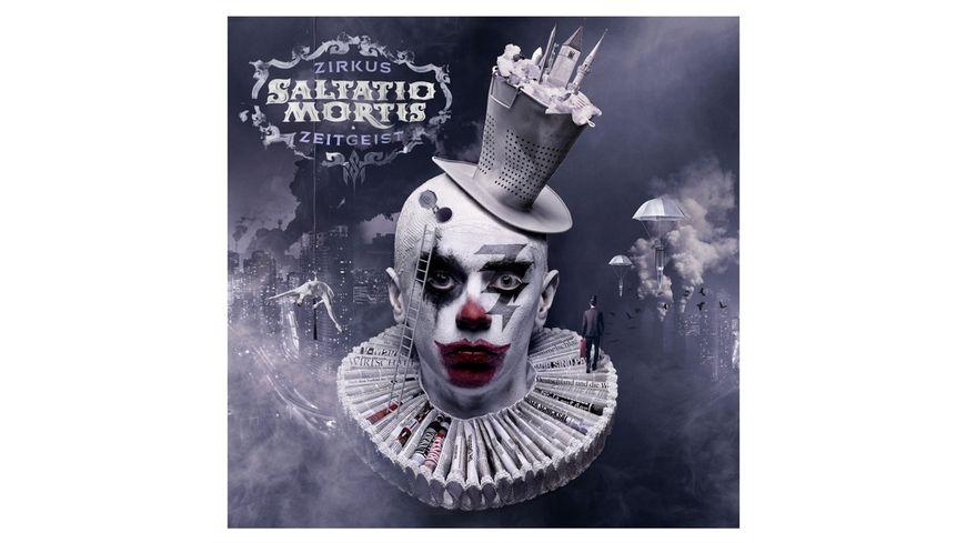 Zirkus Zeitgeist Deluxe Edt Digipak