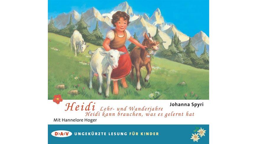 Heidis Lehr Und Wanderjahre