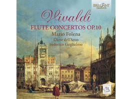 Flute Concertos op 10