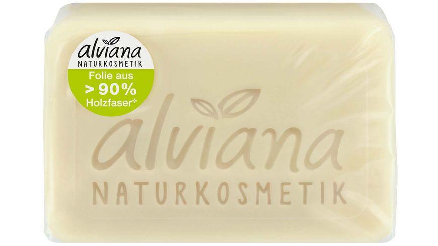 alviana Pflanzenoelseife Lemongras